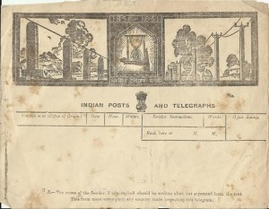 indian post and telegrams