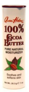 the base of cocoa butter stretch mark home remedy1 96x300 Healing at Home   Stretch Mark Removal Home Remedy