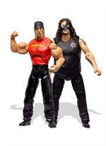 Hulk Hogan & Abyss (Cross The Line Series 4)