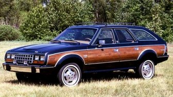 1986 AMC Eagle wagon (Chrysler Group)
