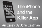 The iPhone and the Killer App