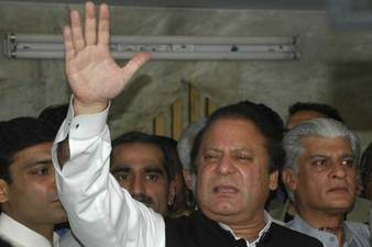 India and Pakistan can build on the Lahore accord: Nawaz Sharif at UN