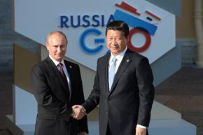 Xi, Putin meet on the sidelines of G-20 summit