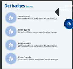 JetBlue badges 3 JetBlue looks to grow TrueBlue loyalty programme with new badges effort