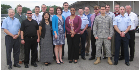 July 2011 FER Class Photo