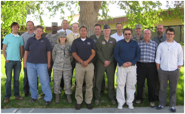 May 2012 AFE Class Photo