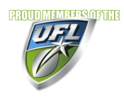We are proud members of the UFL