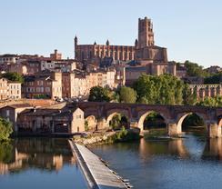 La Città episcopale di Albi. © Hemis.fr