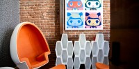 Take the Exclusive Tour of GitHub's New Hacker Heaven