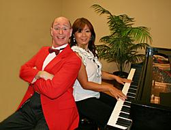 Charles Robert Sidlow and Noriko