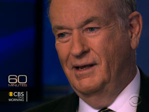 "O'Reilly: ""I'm getting paid millions of dollars for being a big thug"""