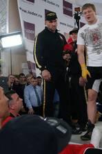 Boxing: How Russia won the heavyweight war