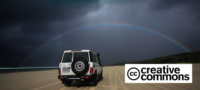 What is Creative Commons anyway?