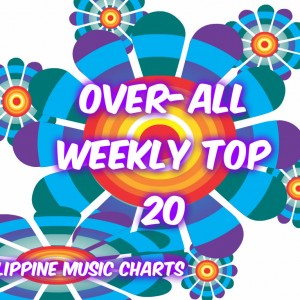 Over-All Weekly Top 20 Songs (September 8-14, 2013)