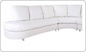 Chaise / lounge bank