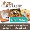 Shop Taste of Home