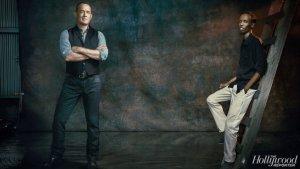Tom Hanks and Barkhad Abdi on Their Drama 'Captain Phillips'