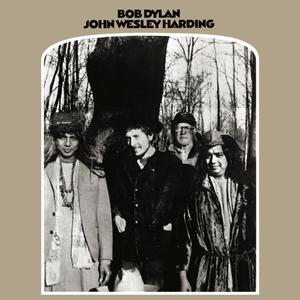 Album cover for John Wesley Harding