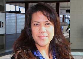 Michelle Javier,  Station Agent