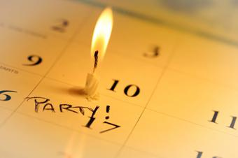 party calendar