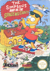 The Simpsons: Bart vs. the Space Mutants Boxshot