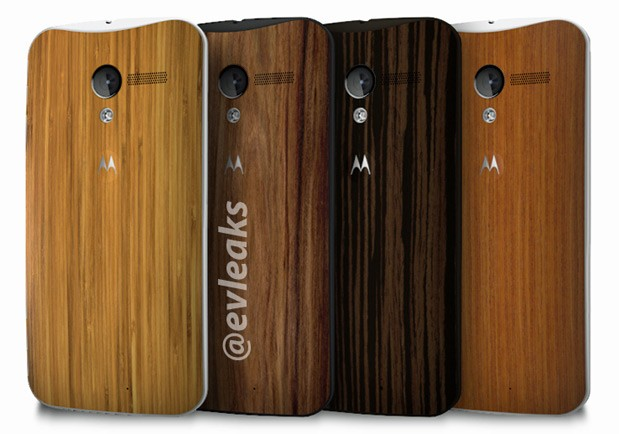 Motorola's Moto X could cost $100 by end of the year, $50 for wooden covers