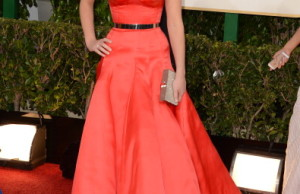 Golden Globes 2013: Red Carpet Arrivals (Photos)