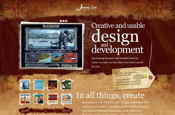 James Lai Creative