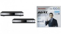Sharp's new BD-HDW700 and BD-HDW70 Blu-ray disc recorders and VR-100BR1 media will be the ...