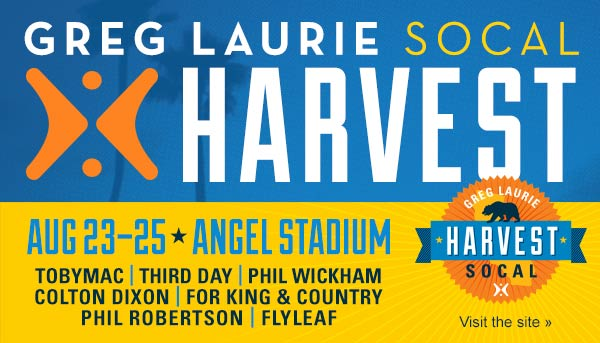Greg Laurie Anaheim Harvest 2013