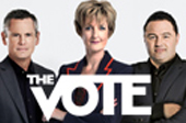 The Vote - TV3 New Zealand