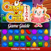 Candy Crush Saga game guide at Amazon