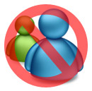 The iPhone will not support text-based instant messaging services like MSN Messenger, AIM, or Yahoo IM
