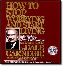 How to Stop Worrying Dale Carnegie