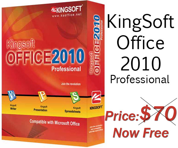 Kingsoft Office Professional 2010