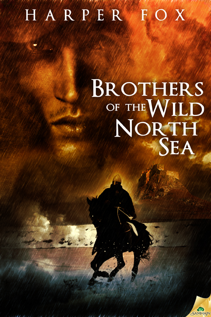 Brothers of the Wild North Sea by Harper Fox
