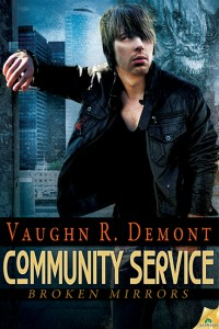 Community Service by Vaughn R. Demont