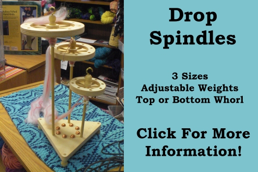 Drop Spindle Post