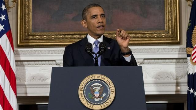 Obama: 'No Winners Here' in Budget Battle