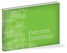 Learn Evernote quickly with Evernote Essentials