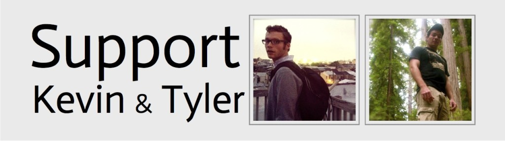 Support Kevin Olliff And Tyler Lang, jailed animal rights activists