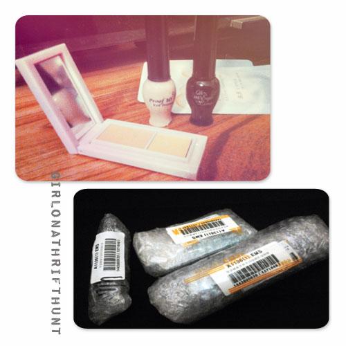 Gmarket Haul #8 - Etude House Eye Primer, Liquid Liner and Concealer