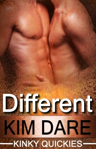 Different by Kim Dare