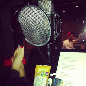 Ariana Grande Finishes Recording First Album
