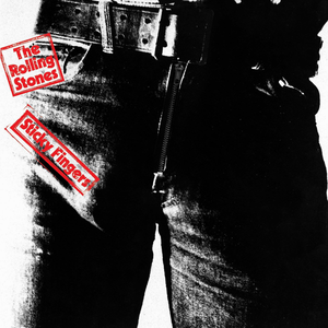 Album cover for Sticky Fingers