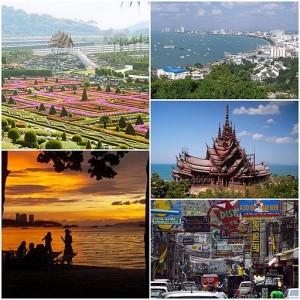 Daftar Tempat Wajib Kunjung Selama di Pattaya