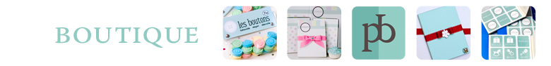 Paperie Boutique • packaging, product presentation, marketing ideas and branding for professional photographers
