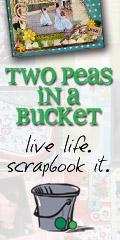 two peas digital scrapbooking