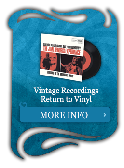 VINTAGE RECORDINGS RETURN
