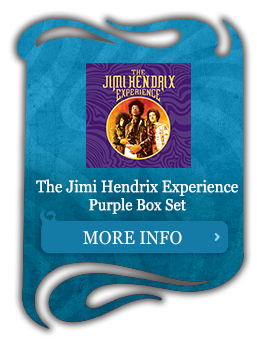The Jimi Hendrix Experience Purple Box Set